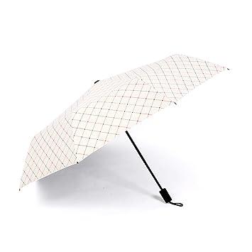 Paraguas Sombrillas XL Hombres Y Mujeres Con Lluvia O Sol Paraguas De Doble Uso Paraguas A