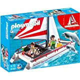 PLAYMOBIL Catamaran with Dolphins