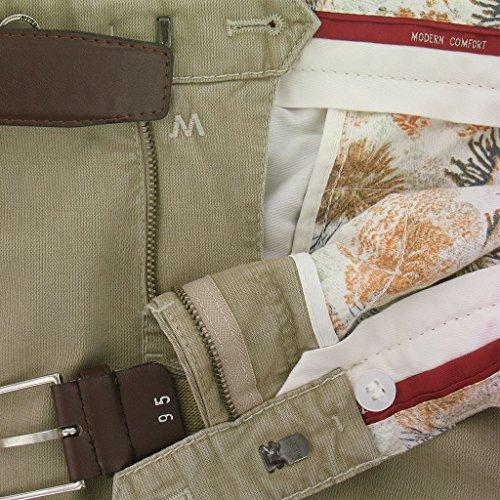 Meyer - Pantalon - Homme Dark Linen Taille unique