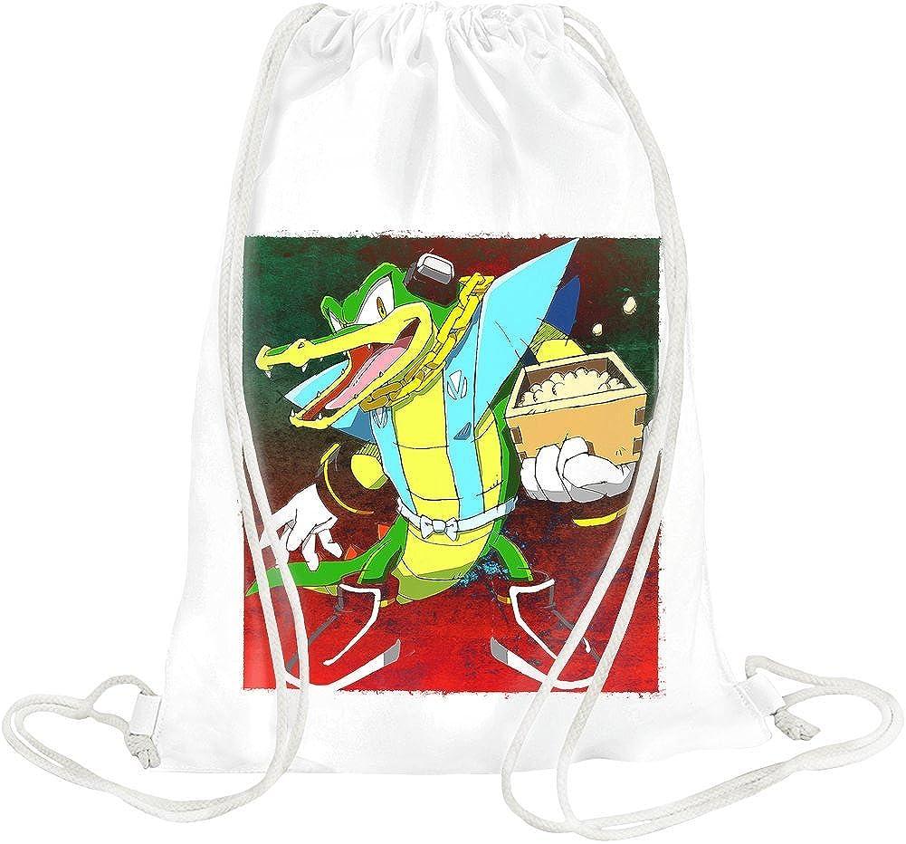 Vector The Crocodile Bolsa con cordón: Amazon.es: Zapatos y ...