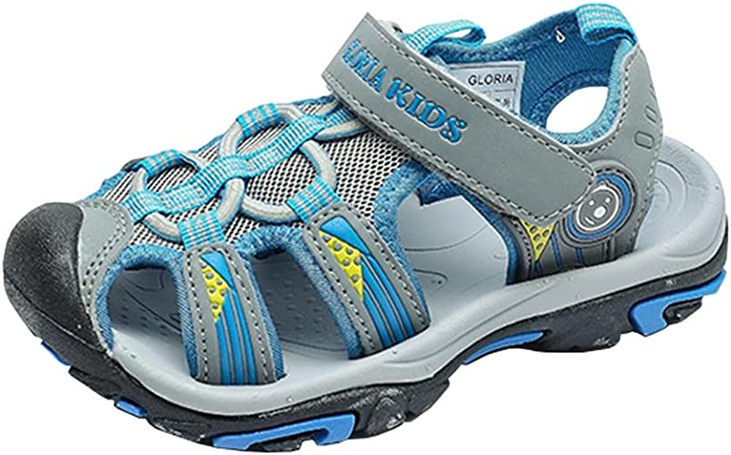 Sandales Garcon Chaussure de Sport Outdoor Sandales Garcon de Plates Chaussures Fille Enfants
