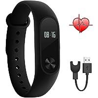 Xiaomi Band 2 Mi Band 2 Sport Wristband Bracelet Bracelet intelligent Fitness Tracker Heart Rate Monitor