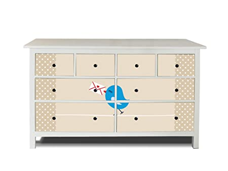 Ikea Cassettiera Hemnes 8 Cassetti.Yourdea Di Mobili Pellicola Per Ikea Hemnes Como 8 Cassetti Mobili