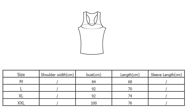 KODOO Canottiera Smanicata Uomo Bodybuilding Canotta Sportive Tank Top per Palestra//Weight-Training//Boxeur//Allenamento Muscoli