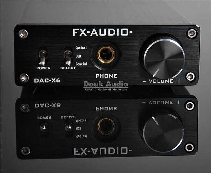 Amazon.com: HiFi Headphone Amplifier 24BIT/192K DAC Audio Decoder Optical & Coaxial & USB IN: Home Audio & Theater