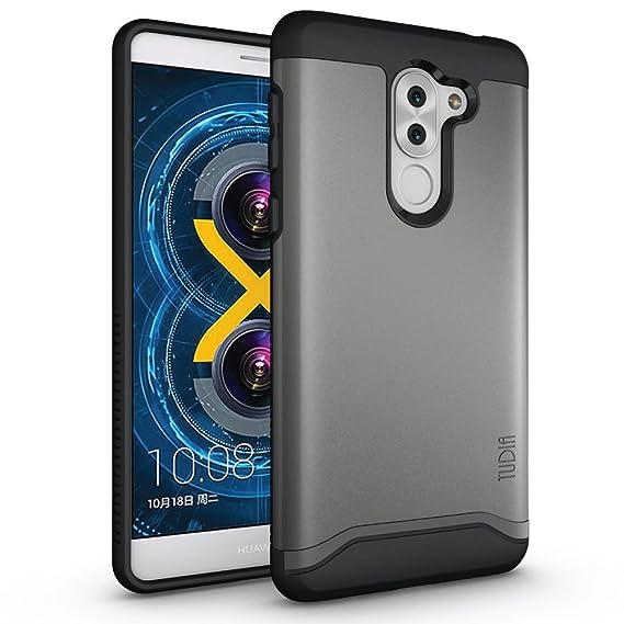 TUDIA Huawei Honor 6X Funda, Caja Protectora Merge Tarea Pesada ...