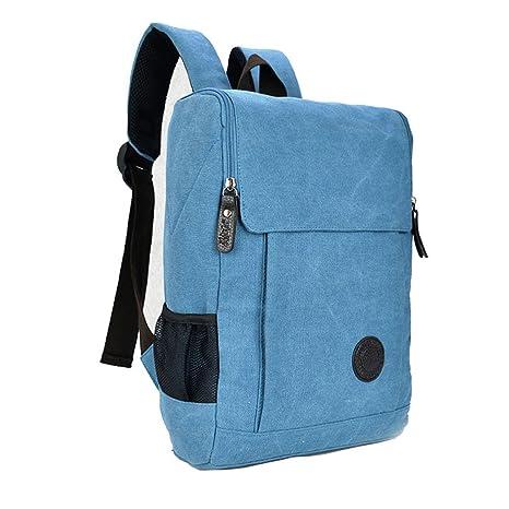 Womens mens High Capacity Vintage Canvas Backpack With Top Handle Rucksack school bag Satchel Hiking bag
