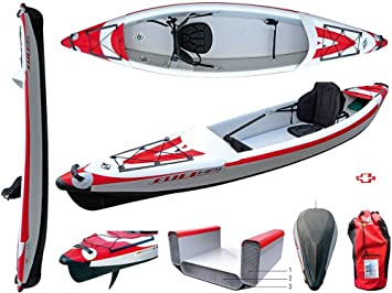 BIC Sport Yak Kair Full HP Inflatable Kayak – by surferworld