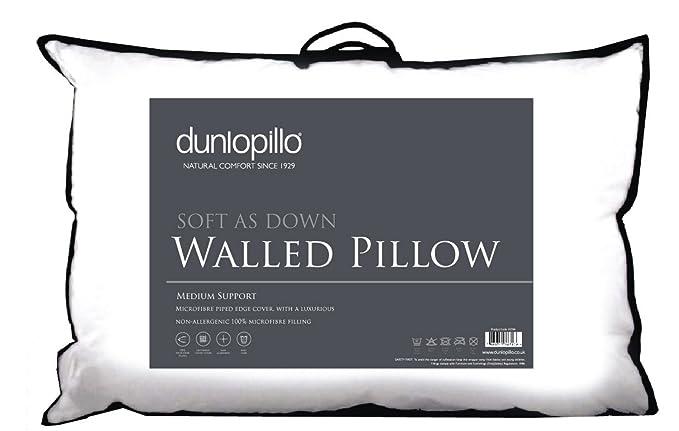 Dunlopillo Cuscini.Dunlopillo Morbido Come Down Parete Cuscino Per Chi Dorme Sul