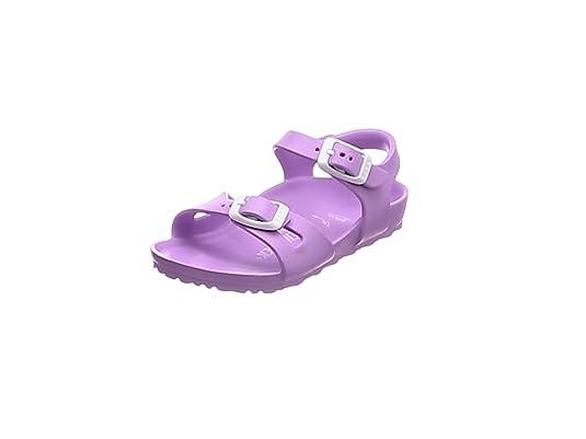 sports shoes 867d9 60beb Birkenstock Rio EVA Unisex-Kinder Knöchelriemchen Sandalen