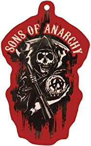 Sons of Anarchy Reaper Logo Air Freshener