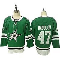 Yajun Mats Zuccarello#36/Alexander Radulov#47 Dallas Stars Camisetas Hockey