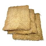 Saavre Wood Wool Pad for Air Coolers (Set of 3 Pcs.) (Size 20 X 36 Inch | 50 X 91 CM)