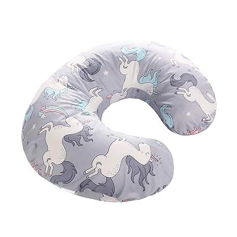 Almohada de lactancia OPUSS, almohada multifuncional con ...