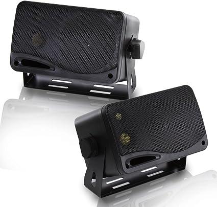 3-way Speaker Pyramid 2022sx Mini Box Speaker System Cable