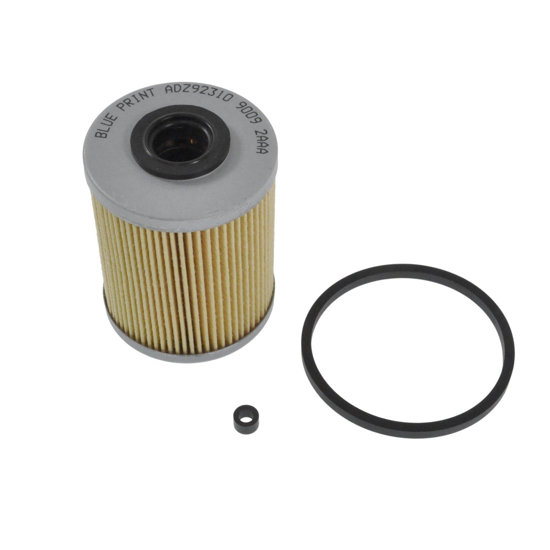 Blue Print ADZ92310 fuel filter  - Pack of 1 Febi Pan EU