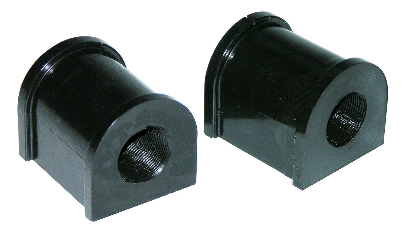 Prothane 6-1160-BL Black 21 mm Rear Sway Bar Bushing Kit