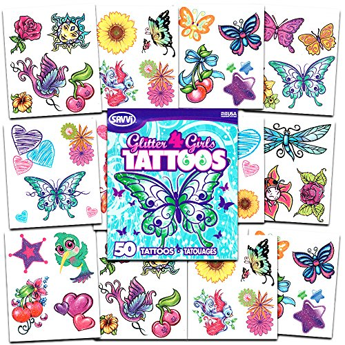 Glitter Tattoo - 2