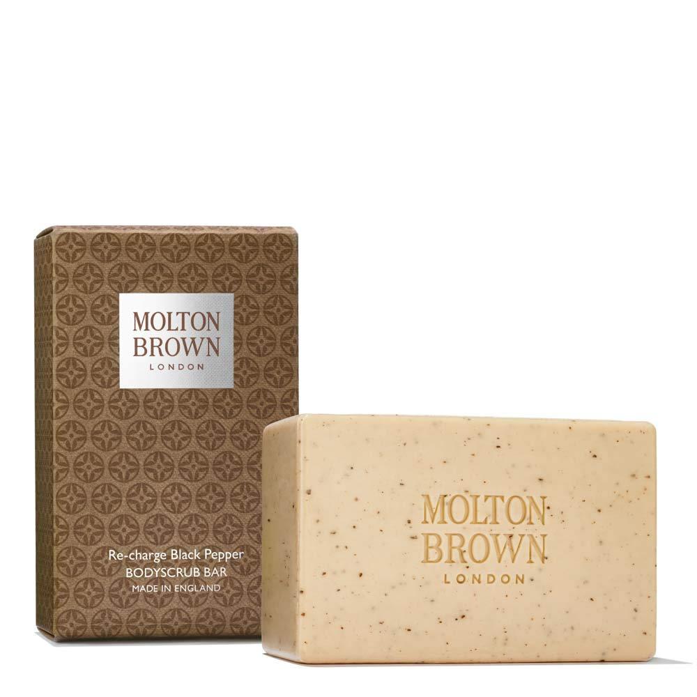 Molton Brown Black Pepper Body Scrub Bar by Molton Brown