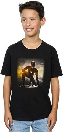 DC Comics Niños The Flash Future Road Camiseta