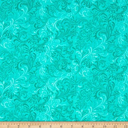 Essentials Wide Quilt Flourish Fabric