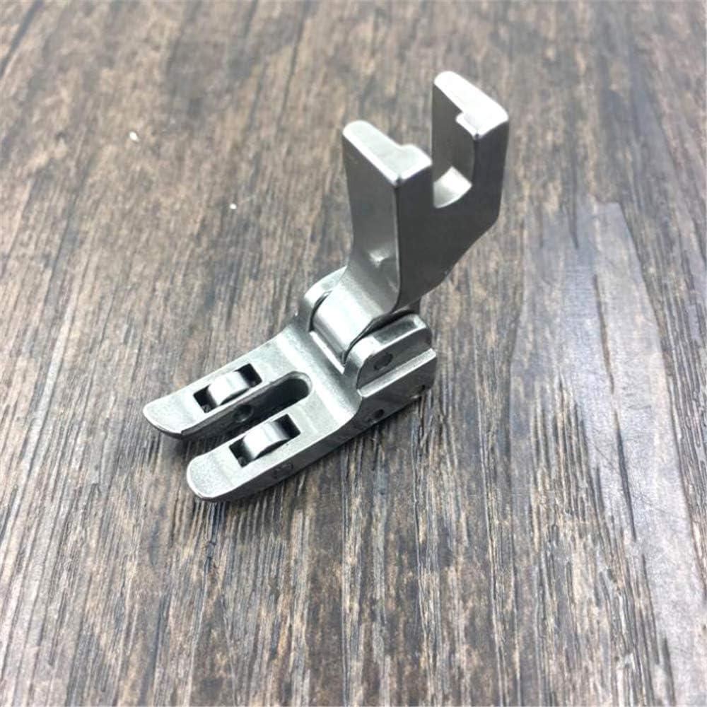 LQKYWNA Prensatelas para M/áquina De Coser SPK-3 Prensatelas Universal con Rodillo De Rodamiento Accesorios para Equipos De Costura Adecuado para M/áquinas De Coser Industriales De Cuero