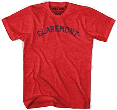 Claremont City Vintage T-Shirt