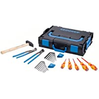 Gedore 1600A012ZY Werkzeugset in L-Boxx, 26-teilig