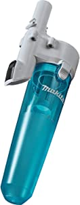 Makita 191D70-5 White Cyclonic Vacuum Attachment W/Lock