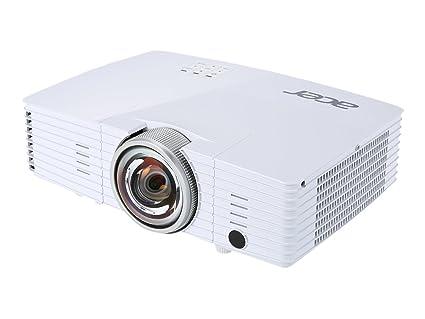 Acer S1385WHne Video - Proyector (3200 lúmenes ANSI, DLP ...