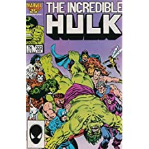 Incredible Hulk, The #322 VF/NM ; Marvel comic book