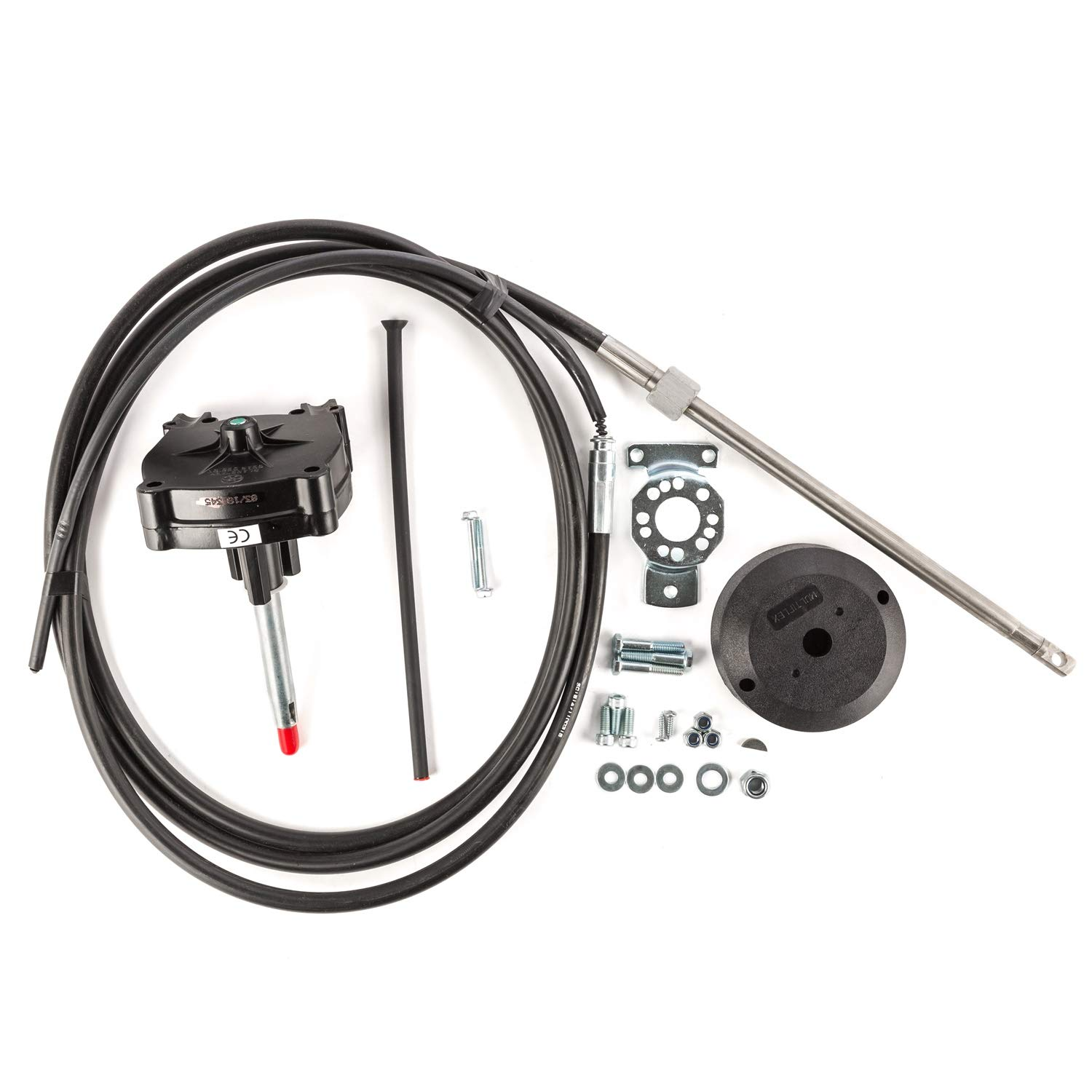 Kimpex Easy Connect Packaged Steering System by Kimpex