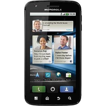 "Motorola Atrix Negro - Smartphone (10,16 cm (4""), 960"