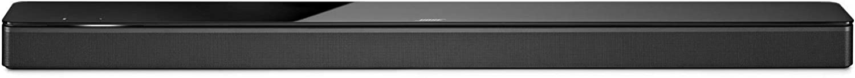Bose Soundbar 700, Barra de sonido, con Alexa integrada, Bluetooth y Wifi, Inalámbrico y Alámbrico, Negro