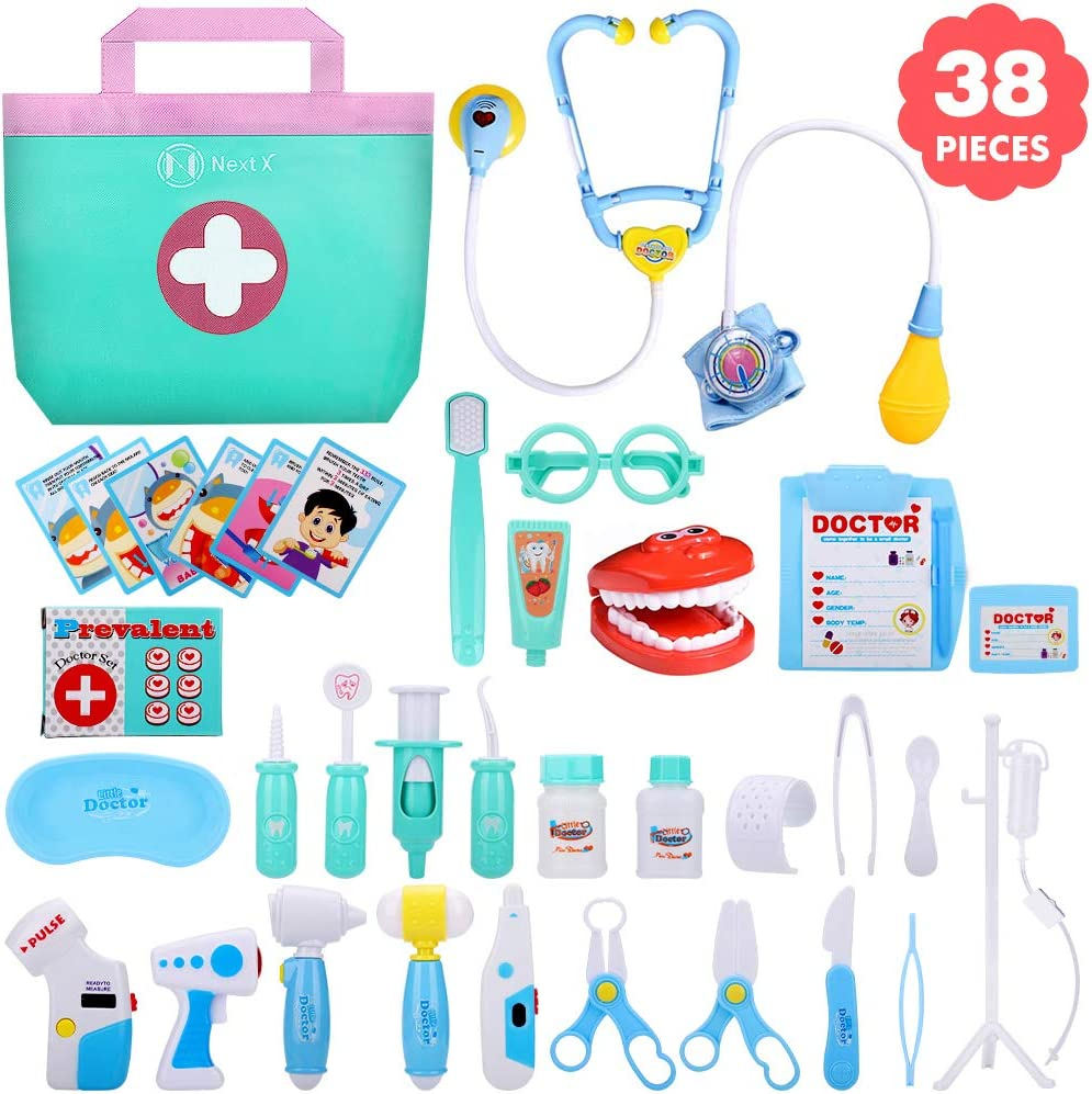 Free Amazon Promo Code 2020 for 38 Pcs Toy Medical Kits