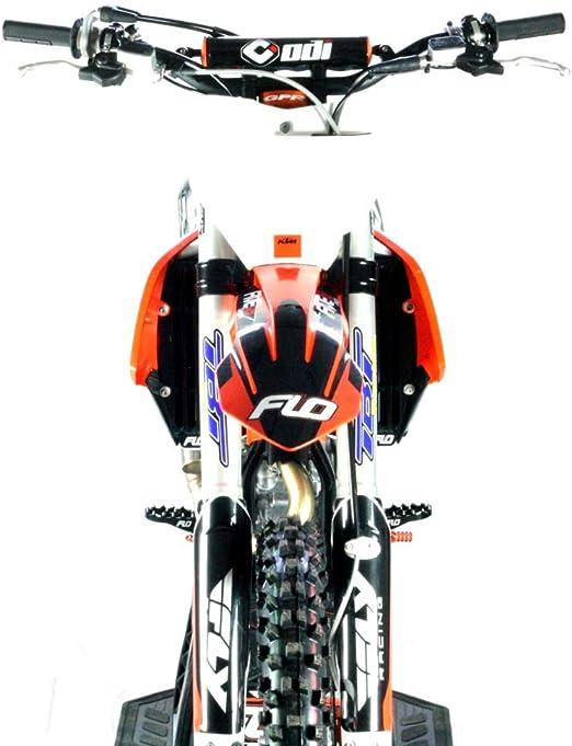 Fpeg-795blu Fits: Husqvarna 125-501 Fc//fe//tc FLO Motorsports Foot Pegs Husaberg 390-550 Fe Beta 50-525