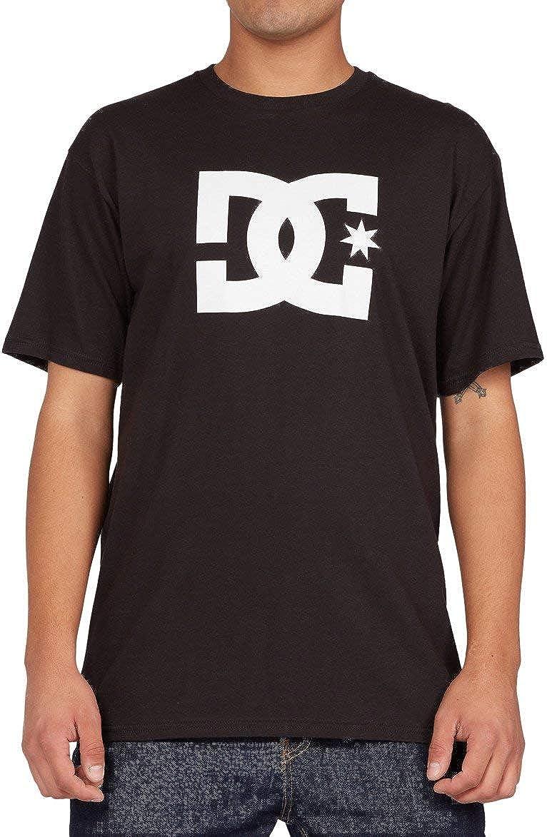 DC Shoes Star - Camiseta para Hombre ADYZT04794