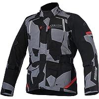 Alpinestars Motorcycle Jackets, Black/Camo/Red, Size S