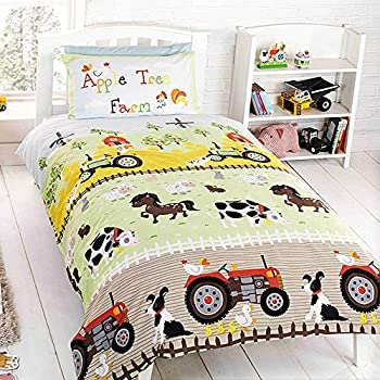 Amazon Com Farm Yard Animal Pig Dog Cow Sheep Tractor