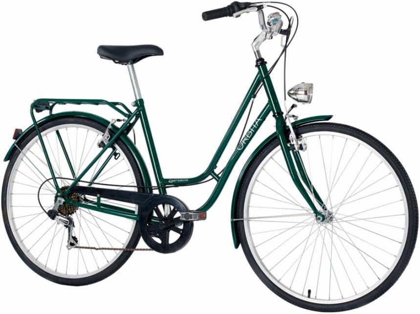 Bicicleta de Ciudad Orbita Lusitana 26
