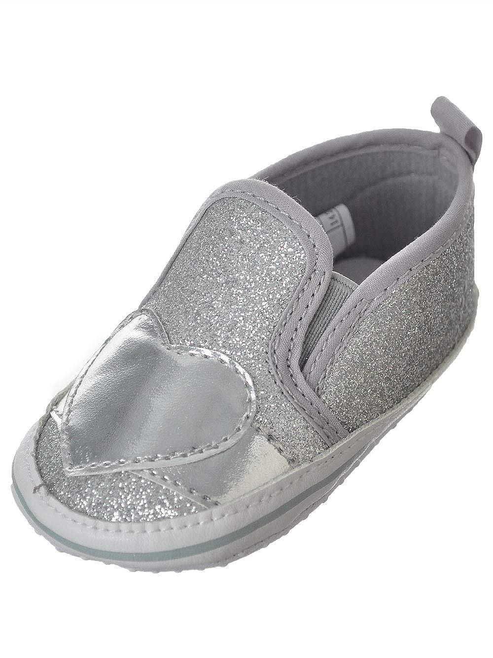 Sneakz Baby Girls Slip-On Booties