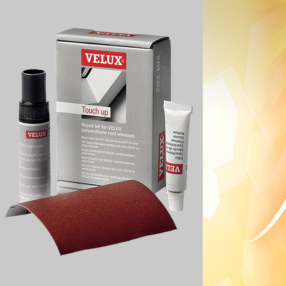 Original Velux Lack-Reparatur-Set für Kunststoff-Fenster ZOZ 102 ...