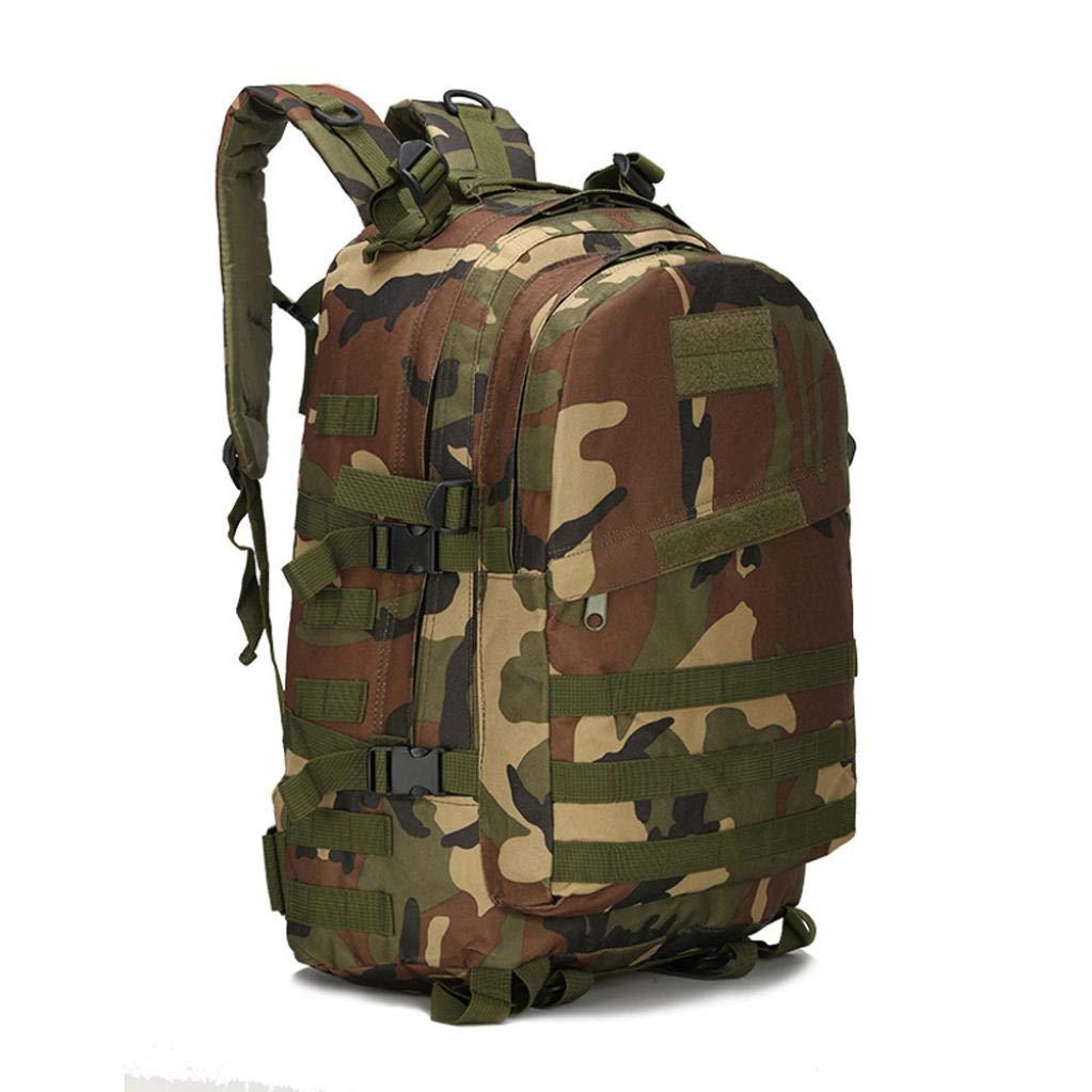 travel backpack for men women 40L 3D Backpack Outdoor Trekking Sport Travel Camping Hiking Camouflage Bag
