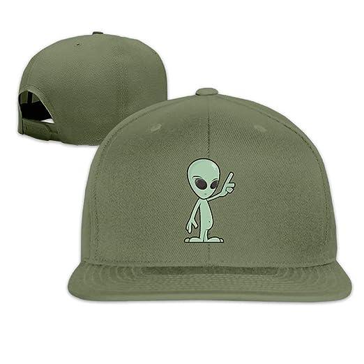 Bebby Shop Cl Hip Hop Alien Snapback Hip Hop Baseball Caps for Men ... 1430db02c3c