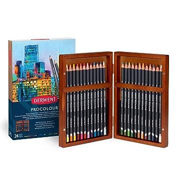 Derwent Procolour Professional Artists Colour Pencils Singles 72 colours