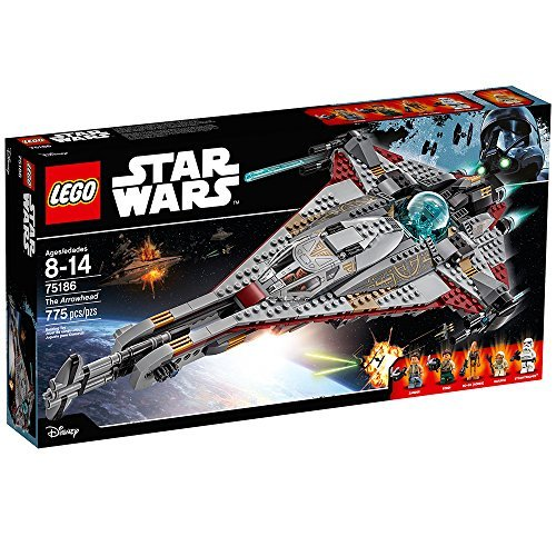 LEGO Star Wars The Arrowhead 75186 Building - Lego Star Wars Kit