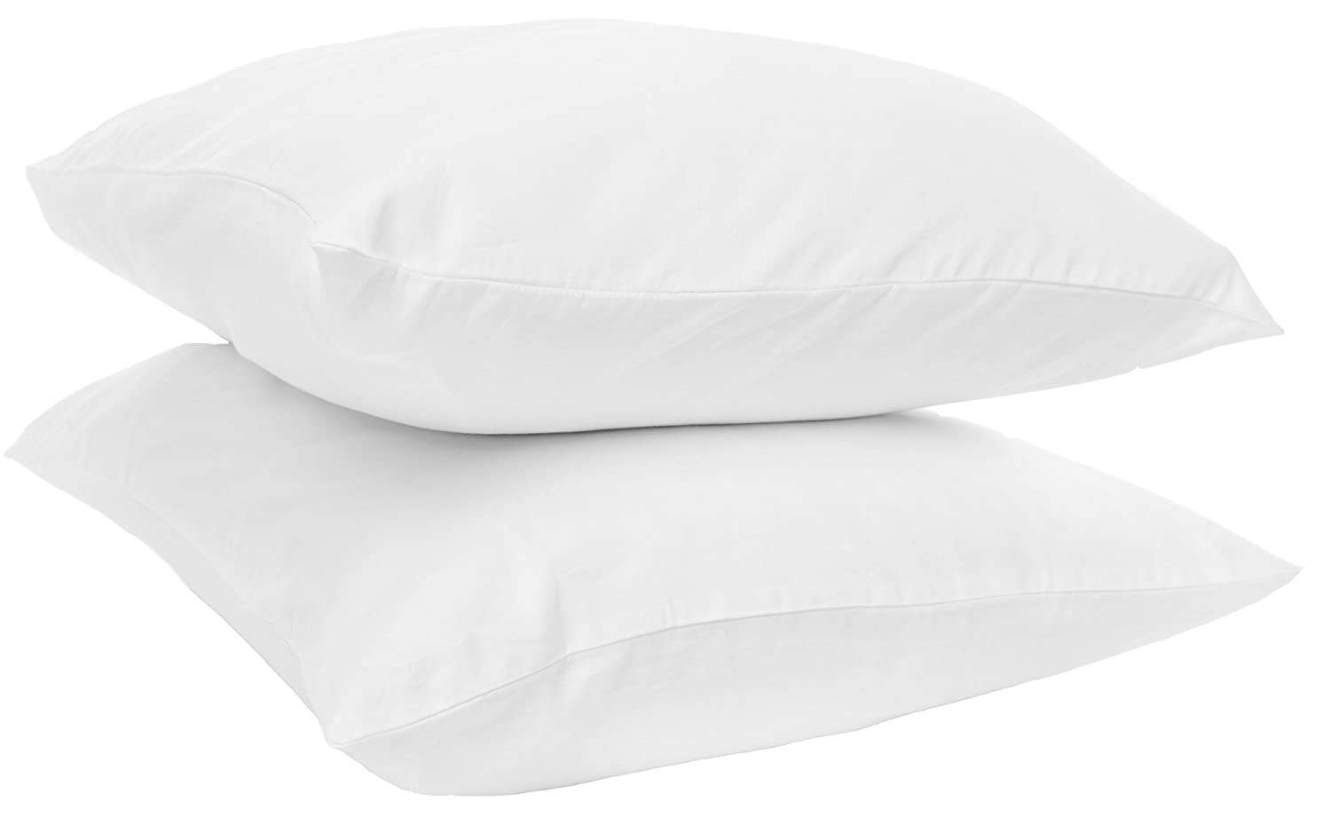 Firm Support Pillows - Pack of 2 Orthopaedic Firm Pillows, Non Allergenic Pillows, Firm and Comfortable Neck and Spine Support Pillow Duvets & Pillows Online