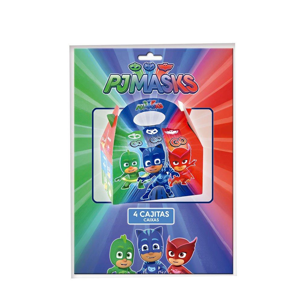 PJ Masks Trompetas para decoraci/ón de fiestas Verbetena 016001324