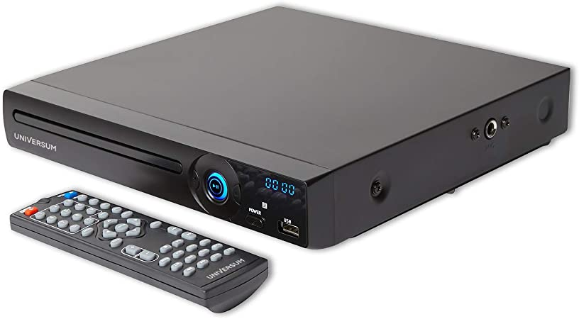 Universum Dvd Player With Hdmi And Usb Connection Elektronik