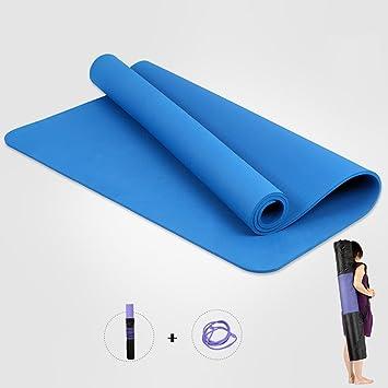 Estera de Yoga Almohadillas de Yoga 10mm Doble Fitness Pad ...
